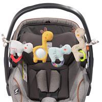 BabyFehn Kinderwagenkette Loopy & Lotta