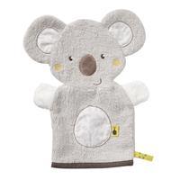 BabyFehn Flannel Mitt Koala