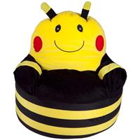 babyGO Sessel Bean Seater Biene