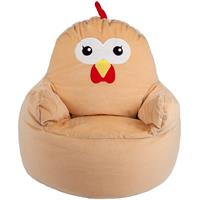 babyGO Sessel Bean Seater Chicken