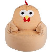 babyGO Sessel Bean Seater Chicken