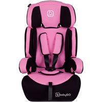 BabyGO Autokindersitz Motion Pink
