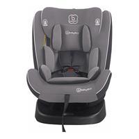 babyGO Kindersitz Nova Grau