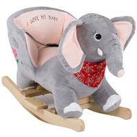 babyGO Schaukeltier Rocker Elefant