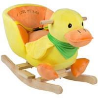 babyGO Schaukeltier Rocker Ente