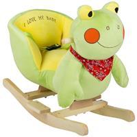 babyGO Schaukeltier Rocker Frosch