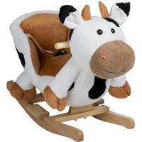 babyGO Schaukeltier Rocker Kuh