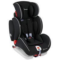 babyGo Kindersitz SIRA Black