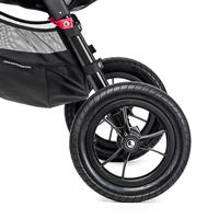 babyjogger allround kinderwagen city elite parkbremse handbremse 2016 all terrain raeder Detail Ansi