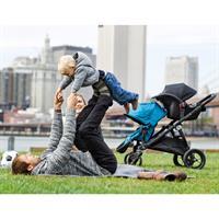 babyjogger city select geschwisterwagen neugeborenes und kleinkind newborn and toddler Detailierte A