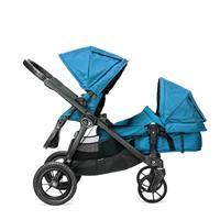babyjogger city select geschwisterwagen neugeborenes und kleinkind 2016 teal sitz babywanne Detail 0