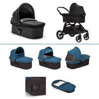 babyjogger city select kombikinderwagen mit deluxe babywanne 2016 black kinderwagenaufsatz Detaillie