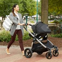 babyjogger city select trio set deluxe babywanne pebble 2016 mama im park Auszug 06