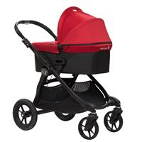 babyjogger city select trio set deluxe babywanne pebble 2016 red ab geburt verwendbar Detailansicht