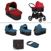 babyjogger city select trio set deluxe babywanne pebble 2016 red kinderwagenaufsatz Detaillierte Ans