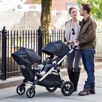 Baby Jogger City Select | Zwillingswagen Geschwisterwagen Kinderwagen