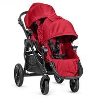 Baby Jogger City Select Geschwisterwagen Red