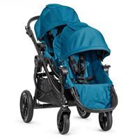Baby Jogger City Select Geschwisterwagen Teal