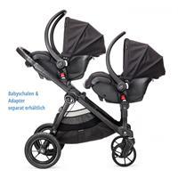 babyjogger city select zwillingswagen mit zwei babywannen 2016 babyschalen separat erhaeltlich Detai