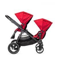 babyjogger city select zwillingswagen mit zwei babywannen 2016 red blick zu mama Ansichtsdetail 03