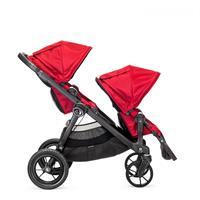 babyjogger city select zwillingswagen mit zwei babywannen 2016 red hallo welt Ausschnitt 04