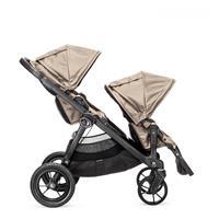 babyjogger city select zwillingswagen mit zwei babywannen 2016 sand hallo welt Ansichtsdetail 03