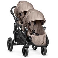 babyjogger city select zwillingswagen mit zwei babywannen 2016 sand sportwagen Ausschnitt 04