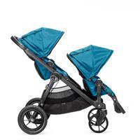 babyjogger city select zwillingswagen mit zwei babywannen 2016 teal ab 6 monaten Ausschnitt 04