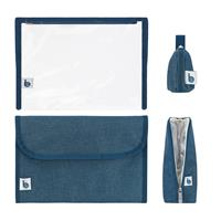 Babymoov Wickeltasche Urban Bag Blue