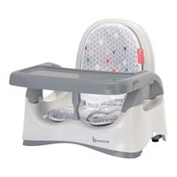 Badabulle Comfort-Booster Seat Grey