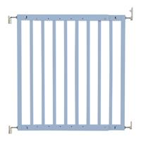 Badabulle wood door guard Color Pop Blue / Gray