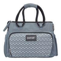 Badabulle Changing Bag Boho Grey