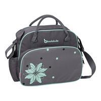 Badabulle Changing Bag Vintage Grey/Blue