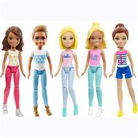 Mattel Barbie On the Go Dolls choice