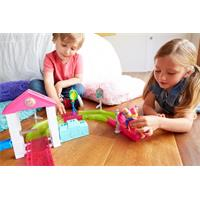 Mattel Barbie On The Go Pony Rennen Spielset