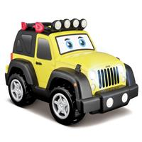 BBJunior vehicle Jeep Light&Sound