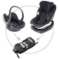 BeSafe iZi Modular Kindersitzsystem Black Cab