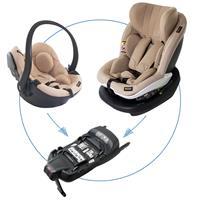 BeSafe iZi Modular Kindersitzsystem Ivory Melange