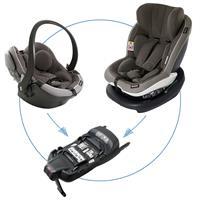 BeSafe iZi Modular Kindersitzsystem Metallic Mel.