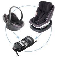 BeSafe iZi Modular Kindersitzsystem Midnight Black