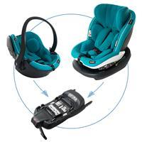 BeSafe iZi Modular Kindersitzsystem Ocean Melange