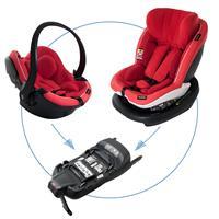 BeSafe iZi Modular Kindersitzsystem Sunset Melange