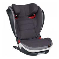 BeSafe Kindersitz iZi Flex S FIX Metallic Melange