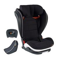 BeSafe Kindersitz iZi Flex FIX i-Size Design 2018 Premium Car Interior Black