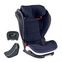 BeSafe Kindersitz iZi Flex FIX i-Size Design 2018 Navy Melange