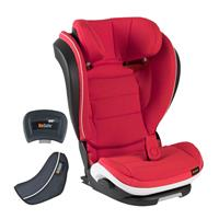 BeSafe Kindersitz iZi Flex FIX i-Size Design 2018 Sunset Melange