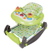 Fillikid Walker with Rocking-Function Green / Dark Grey