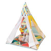 Bkids Tipi Spielmatte mit Zelt