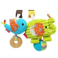 Bkids Travelling Duo Stuffed Charm Green-Blue