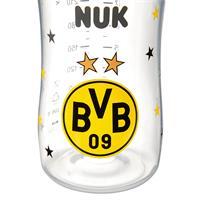 Borussia Dortmund NUK Baby Trinkflasche 6-18 Monate